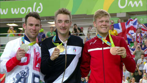 Rio Re-Live: Bahnrad-Omnium, Finale der Männer