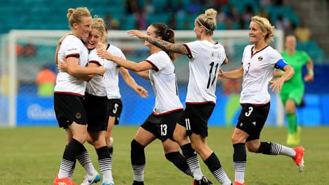 El camino de Alemania hacia el oro olímpico del fútbol femenino en Río 2016