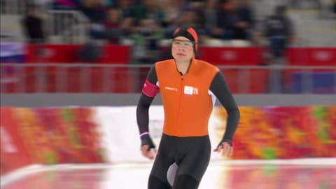 Sven Kramer (NED), Silver Men's 10000 m | Speed Skating - Sochi 2014 Replays