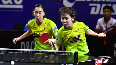 【女子卓球】女子ワールドカップ 日程&放送予定 石川佳純、平野美宇が女子世界最強決定戦に出場