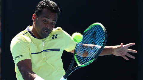 History maker Leander Paes targets eighth Olympic Games