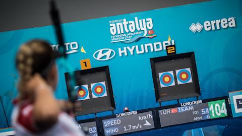 Ricurvo Squadre - Gare da Medaglia | Mondiale di Tiro con l'Arco - Antalya