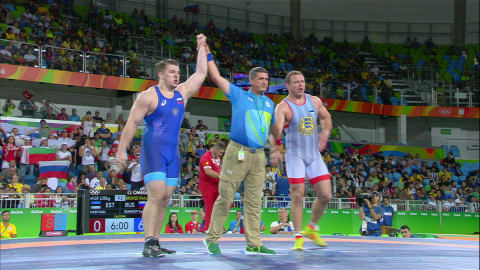 Sergey SEMENOV (RUS) df. Heiki NABI (EST), 6-0