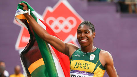 Caster Semenya: My Rio Highlights
