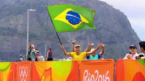Лучшее в Рио-2016 (главные события)