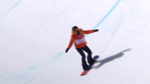 Women's Halfpipe, Final - Snowboard | PyeongChang 2018 Replays