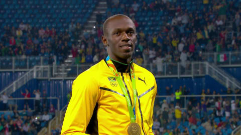 Replay do Rio: Final dos 100m Masculino