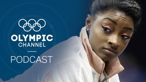 Podcast: Simone Biles – the complete interview