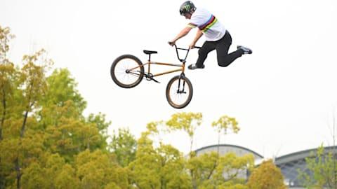 BMXフリースタイルパークプロ決勝|FISEヨーロッパシリーズ - シャトールー