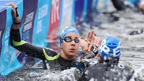 5 км в открытой воде, эстафета | Плавание - Чемпионат мира FINA - Кванджу