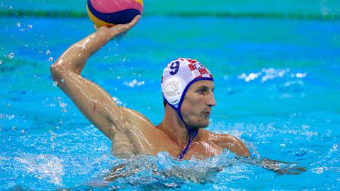 男子 - USA vs CRO | 水球 - FINA世界選手権 - 光州