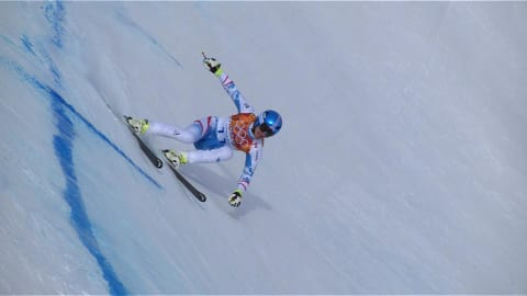 Best of Men's Downhill Alpine Skiing | Sochi 2014