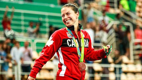 Roseline Filion: My Rio Highlights