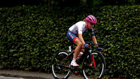 Damen Junioren Einzelzeitfahren | UCI Weltmeisterschaften - Yorkshire