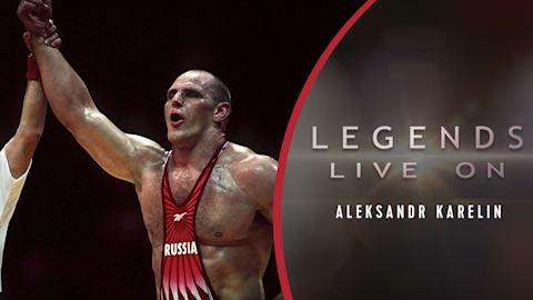Le Russe Aleksandr Karelin (long)