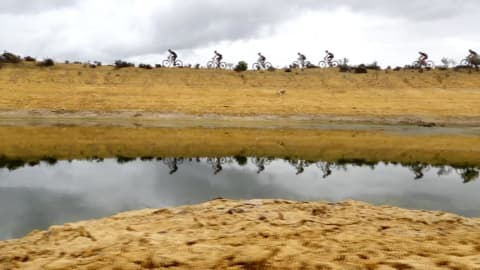 Cycling: 2018 Absa Cape Epic - Western Cape Region, South Africa. Stage 7