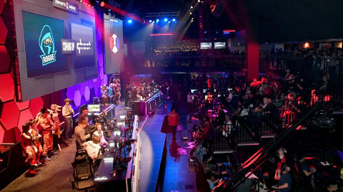 eSports takes another step towards mainstream