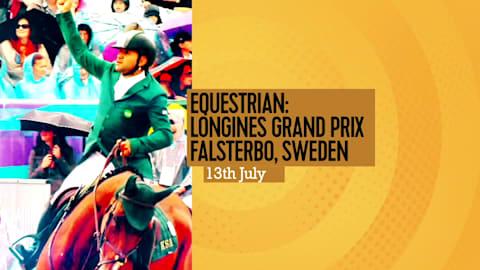 الفروسية: Longines Grand Prix - فالستربو، السويد