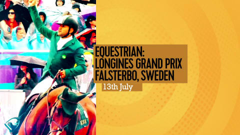 DISFRUTA... Ecuestre: Longines Grand Prix - Falsterbo, Suecia