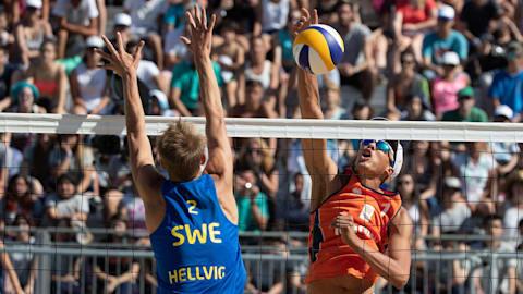 Herren Finals - Beachvolleyball  | Buenos Aires 2018 OJS