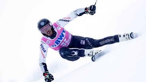 Men's Giant Slalom - Run 1   FIS World Championships - Åre