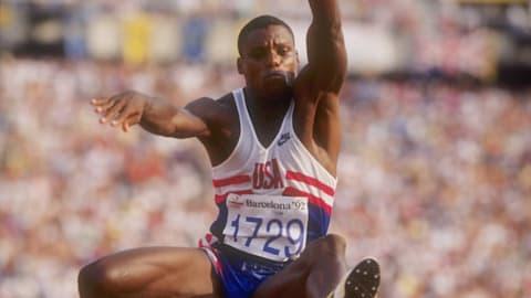 Final masculina de salto largo | Barcelona 1992