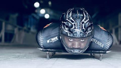 Suivez la nouvelle saison de skeleton à travers les yeux de 'Black Panther'