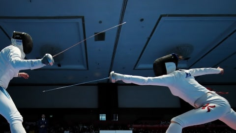 Epee (W) & Sabre (M) Semis & Finals | Fencing - Summer Universiade - Napoli