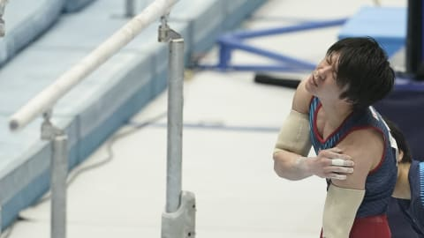 Uchimura, Shirai and Murakami to miss World Championships