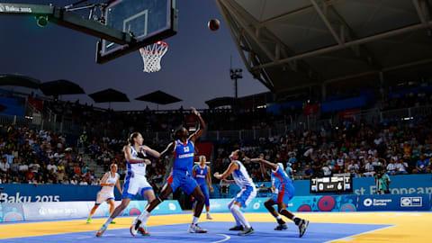 New FIBA 3x3 Women's Series kicks off in China