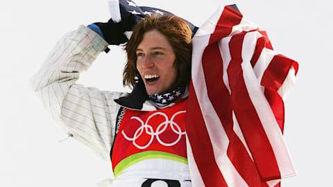 وايت يفوز بالتزلج داخل نصف أنبوب في 2006
