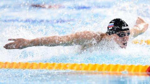 Andrei Minakov, la star de la natation de demain qui a faim