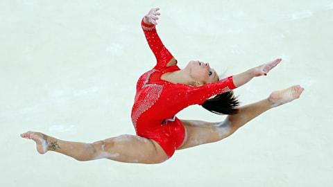Феррари - лучшая спортивная гимнастика в Лондоне-2012