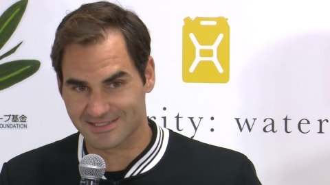 Federer confirms plans to compete at Tokyo 2020