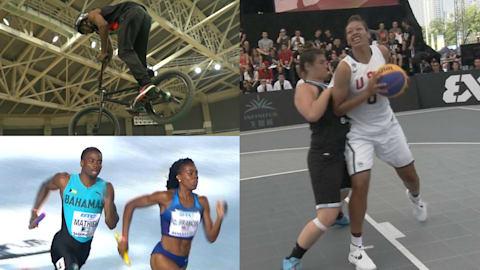 Nuovi eventi e discipline nel programma Olimpico di Tokyo 2020!