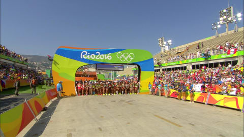 Women's Marathon | Rio 2016 Replay
