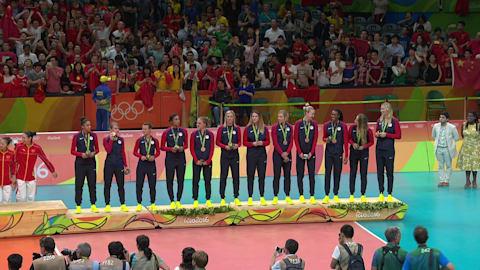 Voleibol: NED vs USA, partido por el bronce femenino | Reviviendo Río 2016