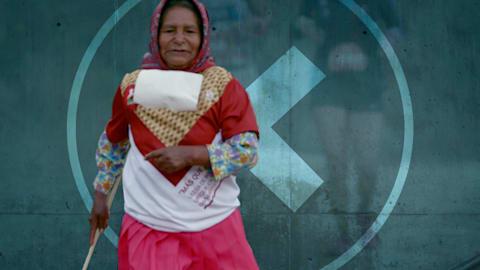 혹독한 울트라 마라톤을 지배하는 멕시코의 타라후마라 부족