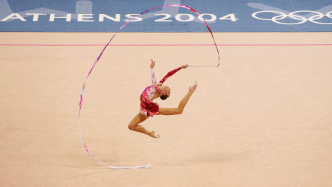Road to Glory - Gymnastics