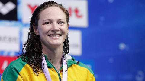 No more doubts for Cate Campbell