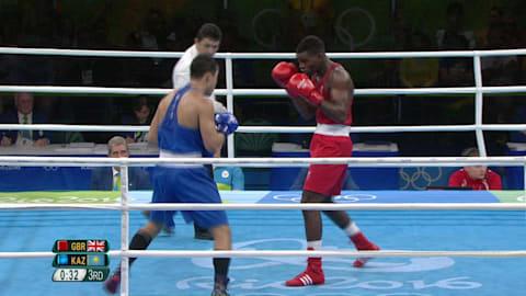 Boxer Bauderlique holt Bronze im Leichtgewicht der Männer