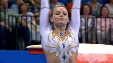 Упр. на снарядах, финалы | Спортивная гимнастика - Европейские игры - Минск
