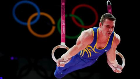How hypnosis made Arthur Zanetti a better gymnast
