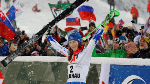 Who is Petra Vlhova? Slovak skier who ended Shiffrin's slalom streak