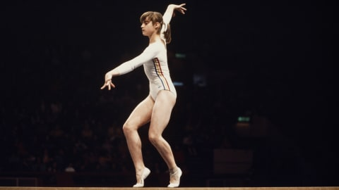 In Their Own Words: Comaneci's unexpected perfect 10