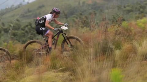 Radsport: 2018 Absa Cape Epic - Westkap, Südafrika. 6. Etappe