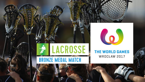 Lacrosse, sfida per il bronzo - The World Games Wroclaw 2017