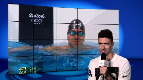 Anthony Ervin | Sydney 2000 & Rio 2016 | Take the Mic