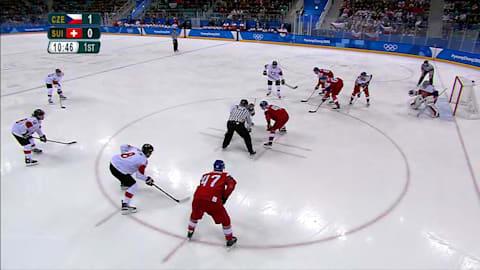 CZE - SUI (Gruppo A) - Hockey su ghiaccio Uomini | PyeongChang Replay