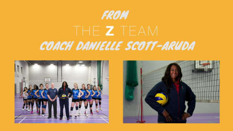 Top-10 conseils volleyball - Danielle Scott-Arruda